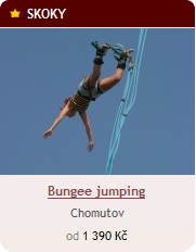 Bungee Jumping Chomutov