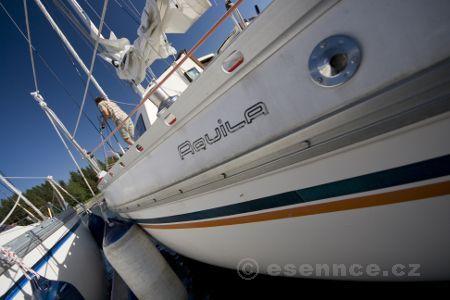 Jachting Lipno