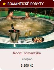 Noční romantika Znojmo