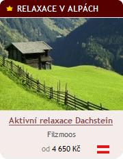Relaxace v Rakouských Alpách