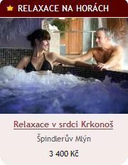 Relaxace v Krkonoších
