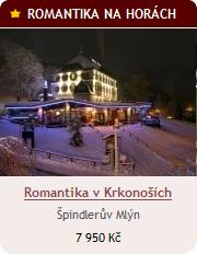 Romantika v Krkonoších