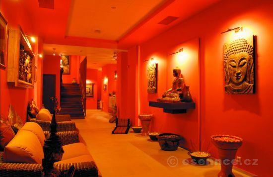 luxusní thajský salon