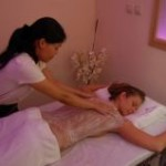 Vánoce - zeštíhlující SLIM masáž