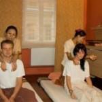Vánoce - Thajská masáž pro dva