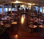 Vánoce - Jazz a večeře na lodi