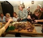 Vánoce - Středověká hostina